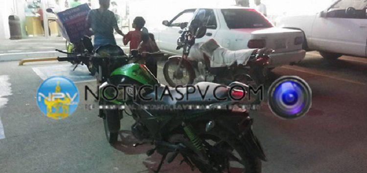 Derrapo motoloco en San Juan de Abajo