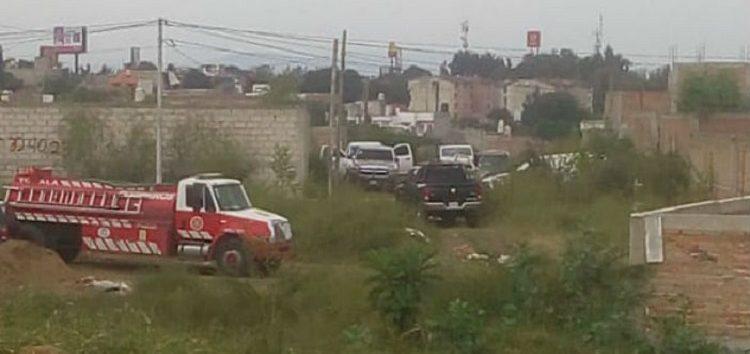 En Tonalá, descubren fosa con al menos 8 cadáveres