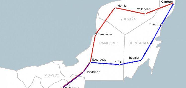 Grupo Vidanta quiere apostar por el Tren Maya