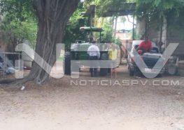 Murió  vecino de San Juan  dentro de un taller de torno