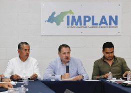 Jaime Cuevas encabeza un Desarrollo Urbano Participativo y apegado a legalidad