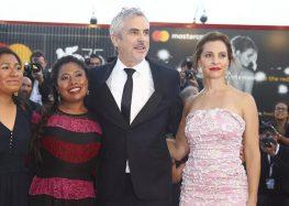 Roma, postulada a mejor película iberoamericana en los Goya
