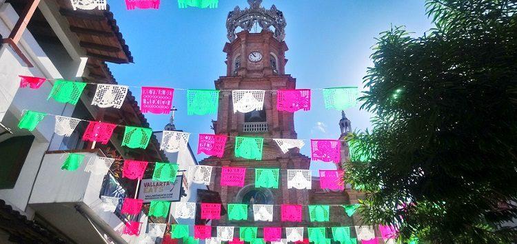 Inician Fiestas Patronales de Puerto Vallarta en honor de Nuestra Señora de Guadalupe 2018