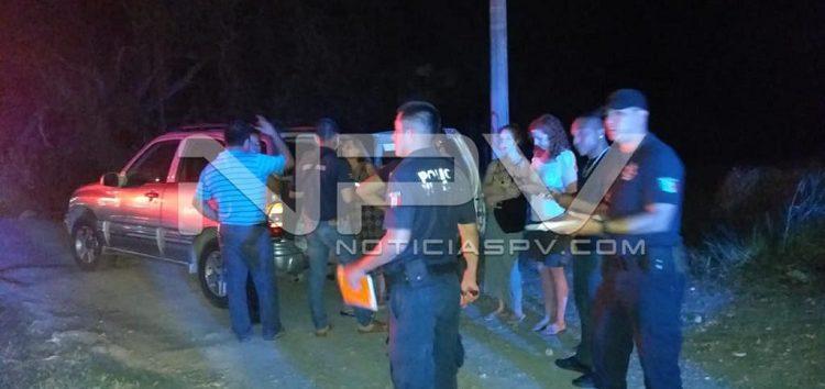 Camioneta atropelló  a menor en Bucerías