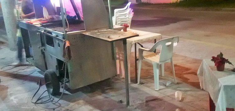 Vecinos de Valle Dorado exigen a autoridades mano dura contra puestos semifijos