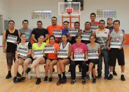 Buscan profesionalización de árbitros de básquetbol