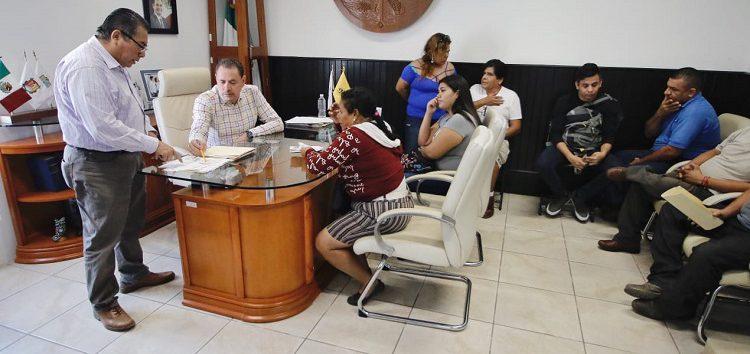 Reinicia Jaime Cuevas Miércoles de Audiencia Ciudadana