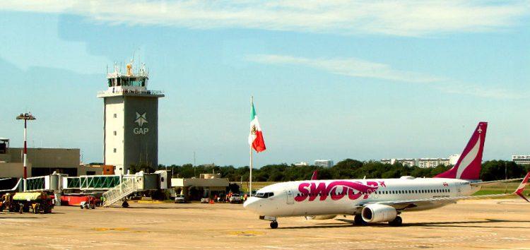Swoop Airlines aterriza en la región Puerto Vallarta-Riviera Nayarit